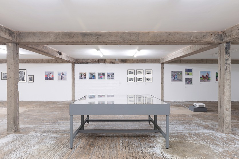 Love Among the Ruins exhibition view, 2018. Photo by Reuben James Brown